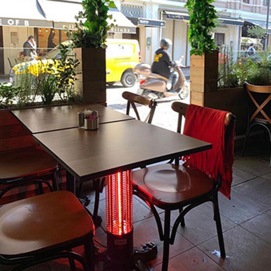 Elektrikli Cafe Isıtıcıları