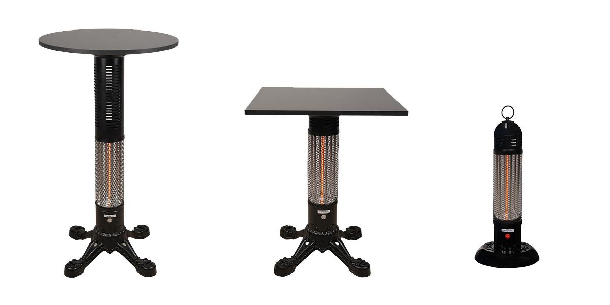 infrared-Isıtıcılı-Masalar